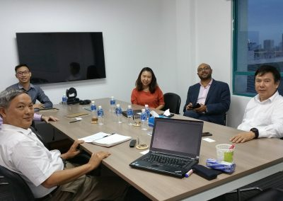 Work with Epicor International Team
